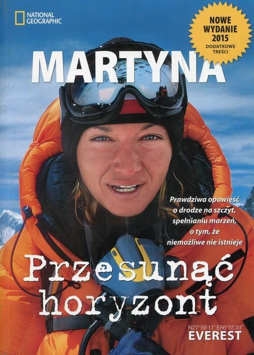 okładka Przesunąć horyzontksiążka |  | Martyna Wojciechowska