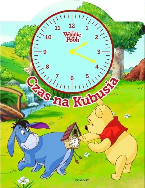 okładka Kubuś i Przyjaciele Czas na Kubusiaksiążka |  | Kownacka Elżbieta
