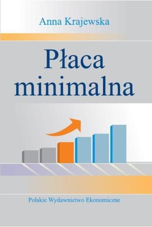 okładka Płaca minimalnaksiążka |  | Krajewska Anna