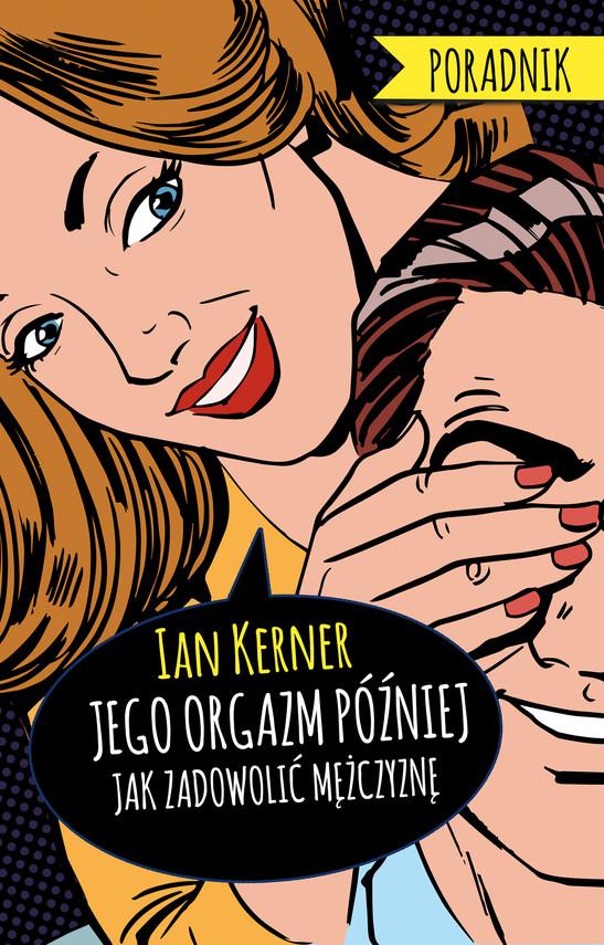 okładka Jego orgazm później.ebook   epub, mobi   Ian Kerner