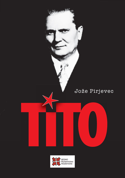 okładka Titoksiążka      Pirjevec Jože