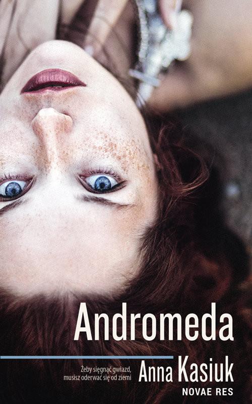 okładka Andromedaksiążka      Anna Kasiuk