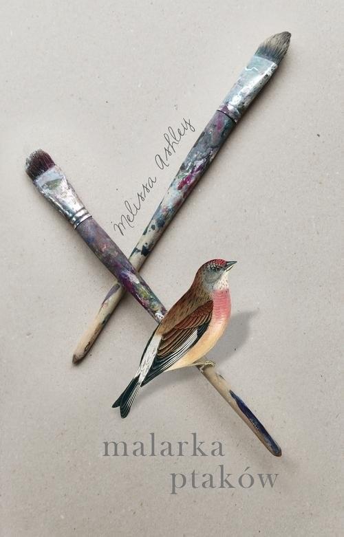 okładka Malarka ptakówksiążka |  | Melissa Ashley