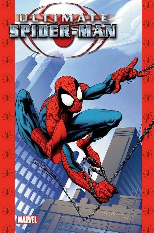 okładka Ultimate Spider-Man Tom 1książka      Brian Michael Bendis, Mark Bagley