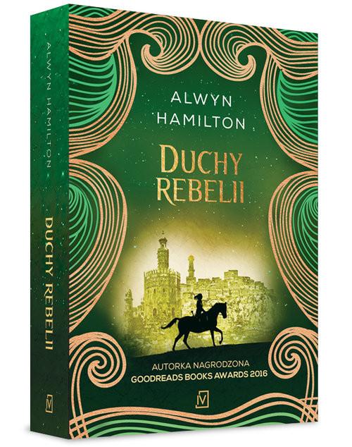 okładka Duchy rebeliiksiążka |  | Alwyn  Hamilton