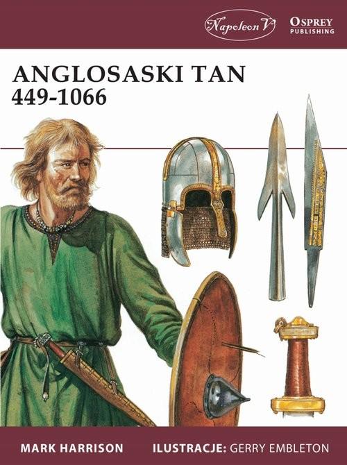 okładka Anglosaski tan 449-1066książka |  | Harrison Mark