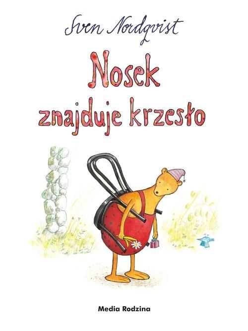 okładka Nosek znajduje krzesłoksiążka |  | Sven Nordqvist