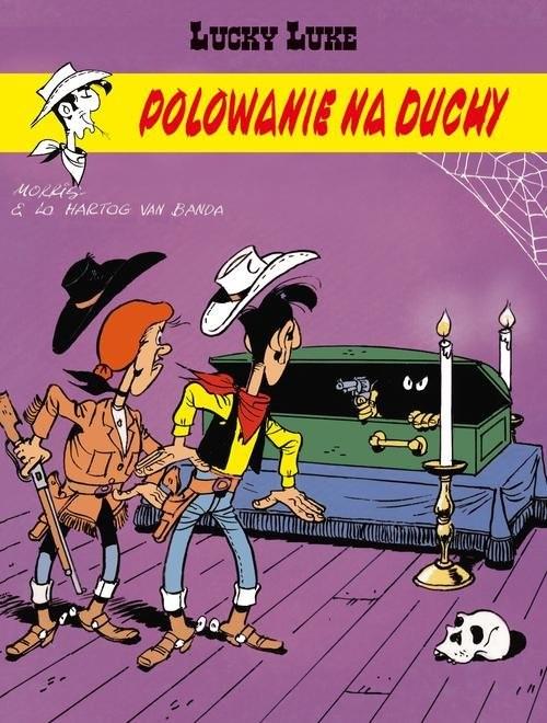 okładka Polowanie na duchy Tom 61książka      Banda Lo Hartog Van, Morris .