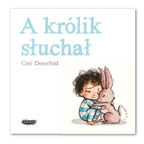okładka A królik słuchałksiążka |  | Doerrfeld Cori