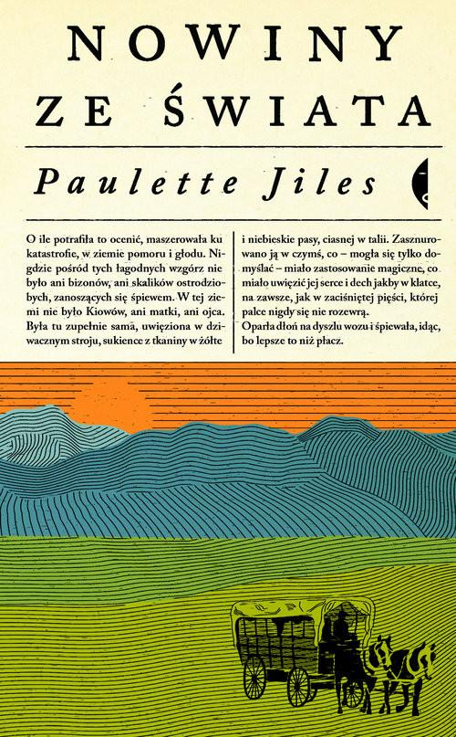 okładka Nowiny ze świataksiążka |  | Jiles Paulette