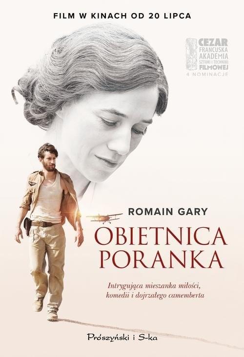 okładka Obietnica porankaksiążka      Gary Romain