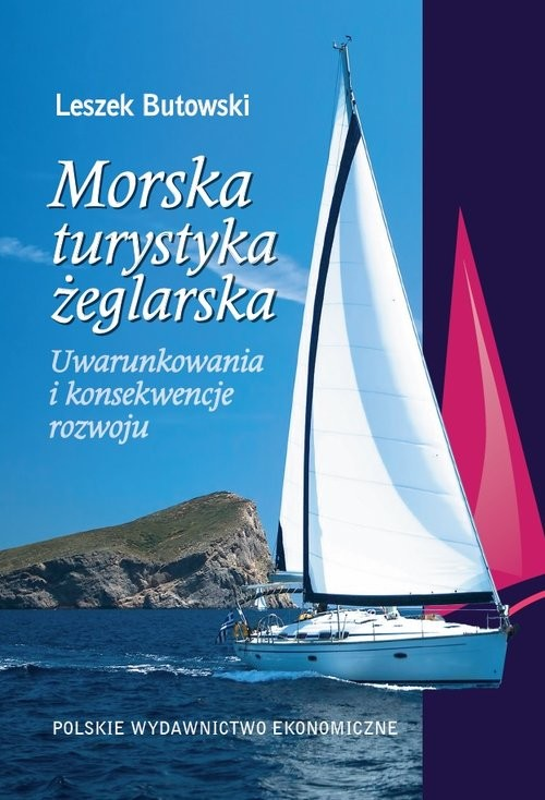okładka Morska turystyka żeglarskaksiążka |  | Butowski Leszek