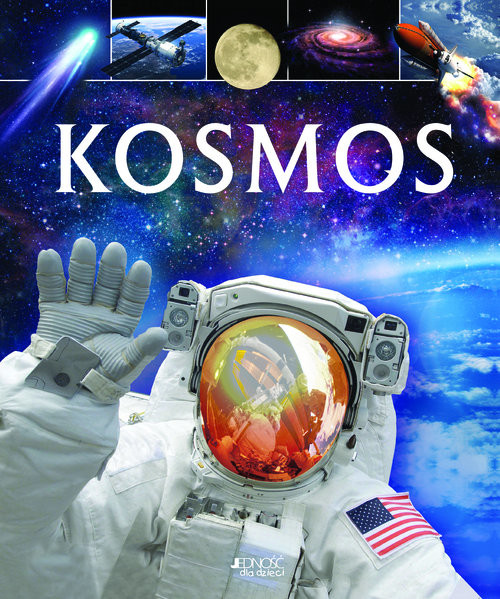 okładka Kosmosksiążka |  | Sparrow Giles