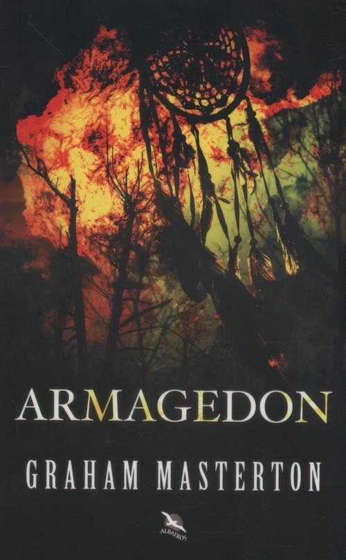 okładka Armagedonksiążka      Graham Masterton