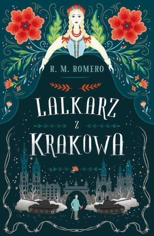 okładka Lalkarz z Krakowaksiążka |  | R. M. Romero