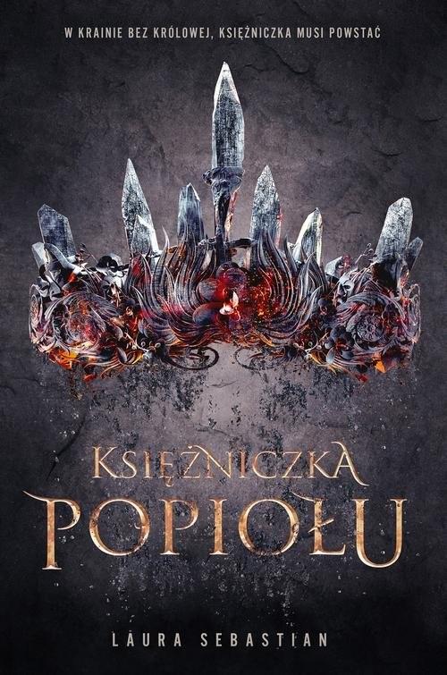 okładka Księżniczka Popiołuksiążka |  | Sebastian Laura