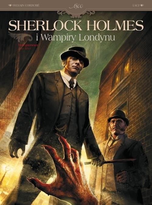 okładka Zew krwi Tom 1książka |  | Sylvain Cordurie