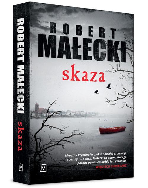 okładka Skazaksiążka |  | Robert Małecki