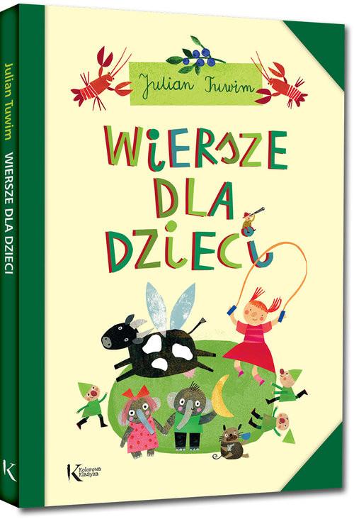 okładka Wiersze dla dzieciksiążka |  | Julian Tuwim