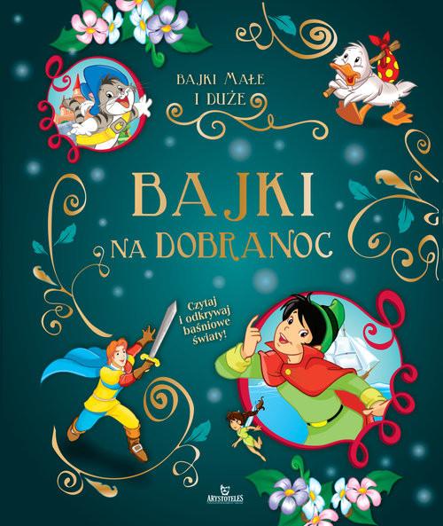 okładka Bajki na dobranocksiążka |  |