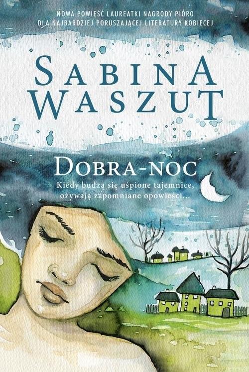 okładka Dobra-nocksiążka |  | Sabina Waszut