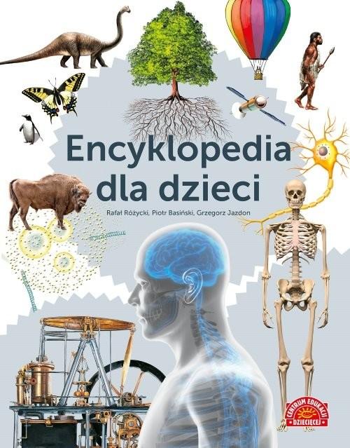 okładka Encyklopedia dla dzieciksiążka      Praca Zbiorowa