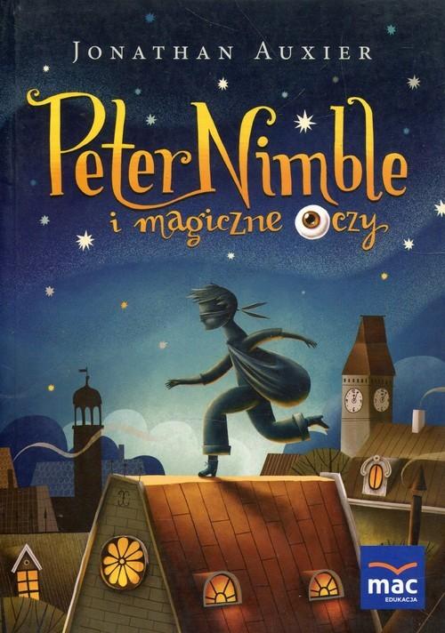 okładka Peter Nimble i magiczne oczyksiążka |  | Jonathan Auxier