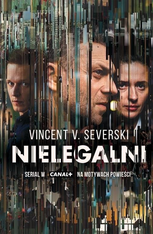 okładka Nielegalniksiążka      Vincent V. Severski