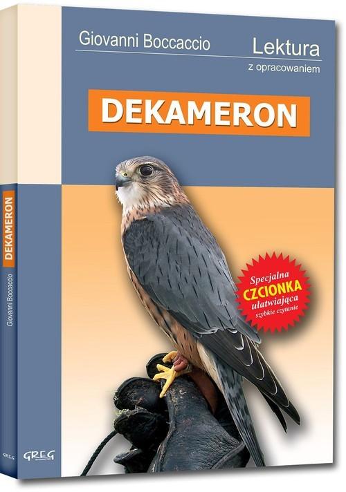 okładka Dekameron Lektura z opracowaniemksiążka |  | Giovanni Boccaccio