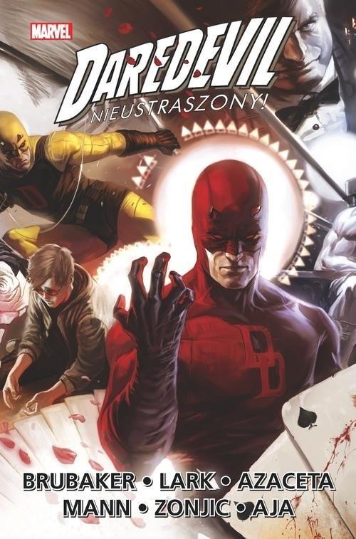 okładka Daredevil Nieustraszony Tom 6książka      Ed Brubaker, Greg Rucka