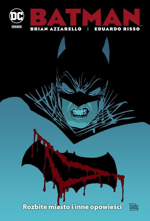 okładka Batman Rozbite miasto i inne opowieściksiążka |  | Brian Azzarello