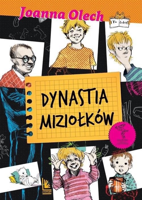 okładka Dynastia Miziołkówksiążka |  | Joanna Olech