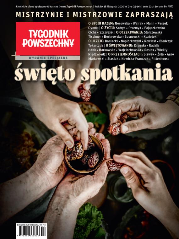okładka Tygodnik Powszechny - Wydanie Specjalne Święto spotkaniaebook | epub, mobi | Opracowanie zbiorowe