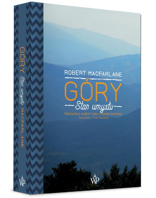 okładka Góry Stan umysłuksiążka |  | Macfarlane Robert