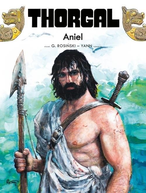 okładka Thorgal Anielksiążka |  | Pennetier Yann le