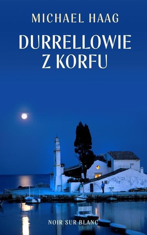 okładka Durrellowie z Korfuksiążka      Michael Haag