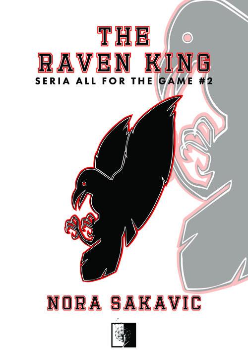 okładka The Raven Kingksiążka |  | Sakavic Nora