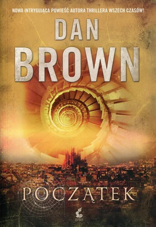 okładka Początekksiążka |  | Dan Brown