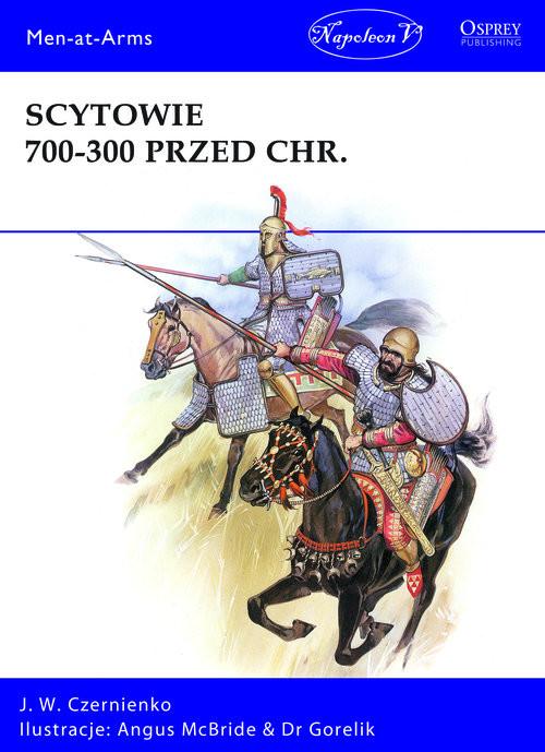 okładka Scytowie 700-300 przed Chr.książka |  | Czernienko J.W.