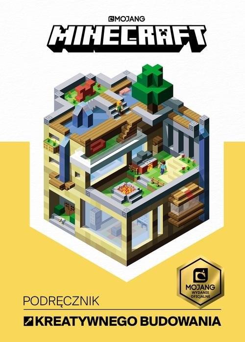 okładka Minecraft Podręcznik kreatywnego budowaniaksiążka |  | Jelley Craig