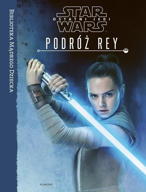okładka Star Wars Ostatni Jedi Podróż Reyksiążka |  |
