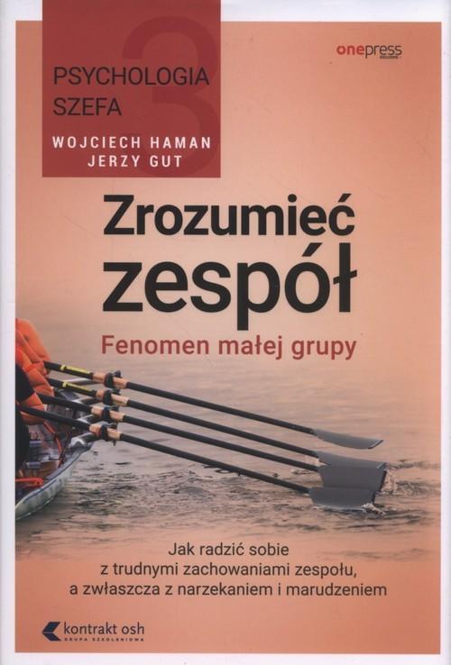 okładka Zrozumieć zespół Fenomen małej grupyksiążka      Wojciech Haman, Jerzy Gut