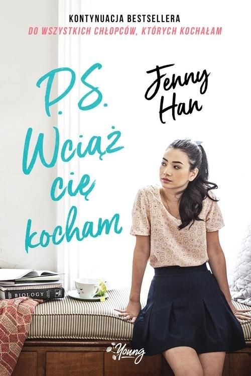okładka P.S. Wciąż cię kocham Chłopcy Tom 2książka      Jenny Han
