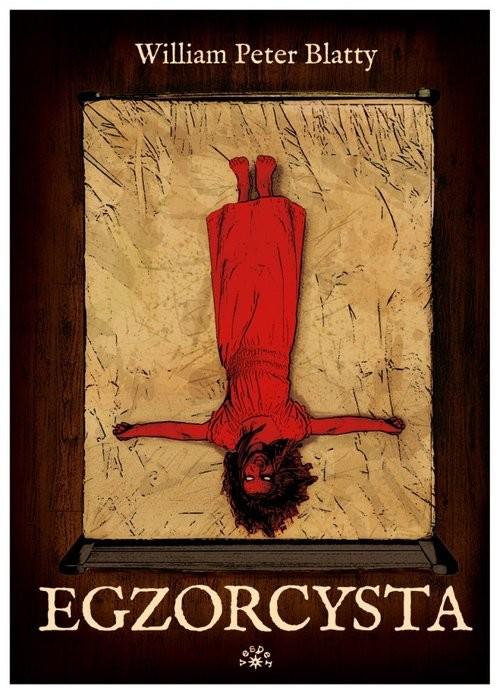 okładka Egzorcystaksiążka      William Peter Blatty