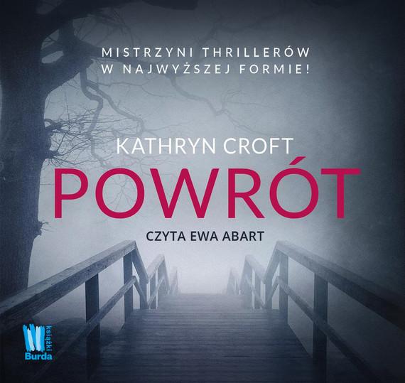 okładka Powrótaudiobook | MP3 | Kathryn Croft