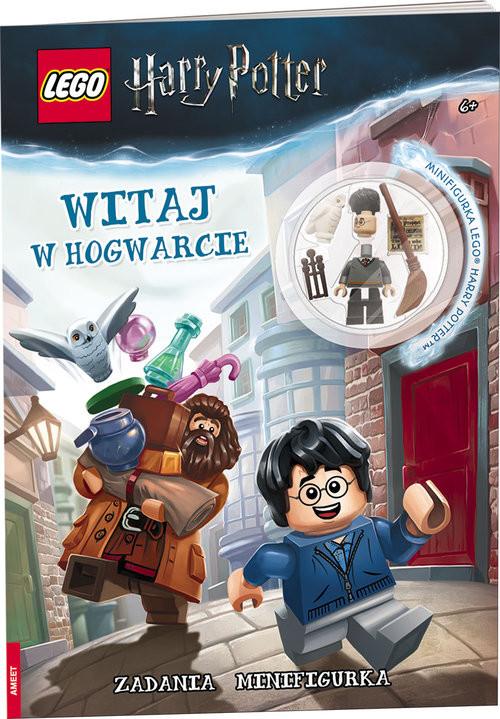 okładka Lego Harry Potter Witaj w Hogwarcie LNC-6401książka |  |