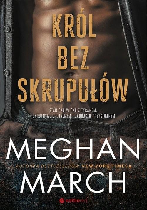okładka Król bez skrupułówksiążka |  | March Meghan