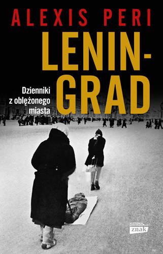okładka Leningrad. Dzienniki z oblężonego miastaksiążka      Peri Alexis