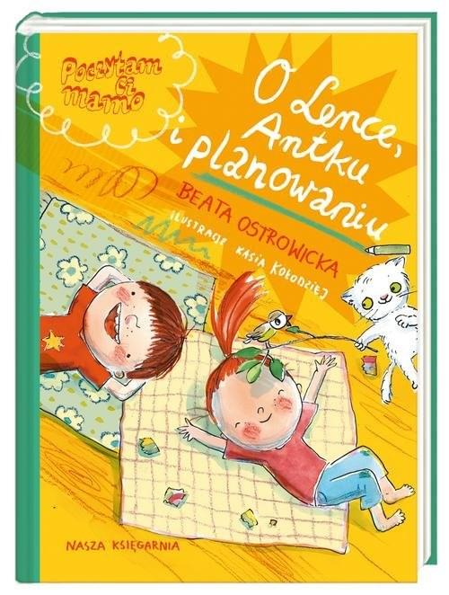 okładka O Lence Antku i planowaniuksiążka |  | Beata Ostrowicka