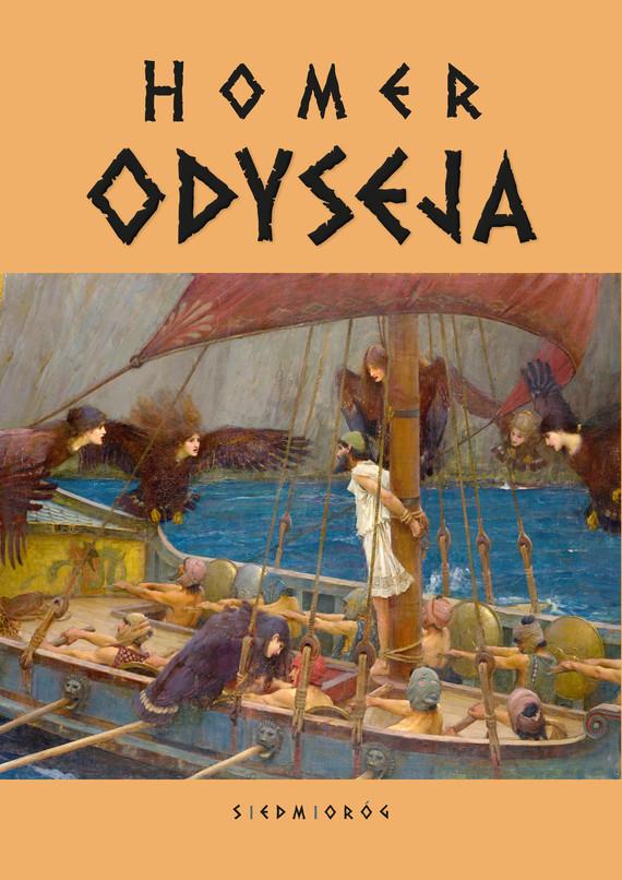 okładka Odysejaebook | epub, mobi | Homer
